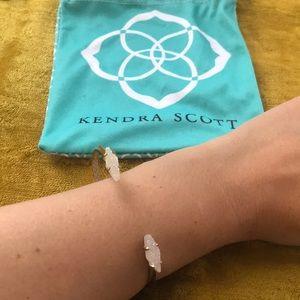 Kendra Scott Druzy Bangle Bracelet